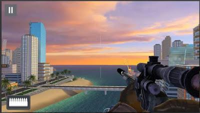 Game Tembak Android Ringan: Sniper 3D Gun Shooter APK