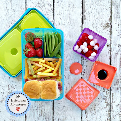 My Epicurean Adventures: Lunch box ideas, school lunch ideas, lunches