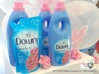 Goodbye to Odor with Downy Malodor Removal Technology