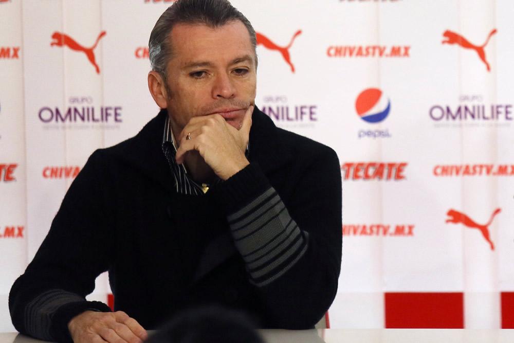 José Luis Higuera, CEO de Grupo Chivas.