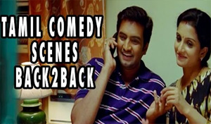 Best Comedy Scenes From Latest Tamil Movie | Santhanam 27-02-2016