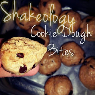 shakeology, shakeology recipes, shakeology desserts, vanilla shakeology, shakeology power balls, shakeology cookie dough, cookie dough balls, healthy cookie dough balls, vanilla shakeology recipes, 21 day fix