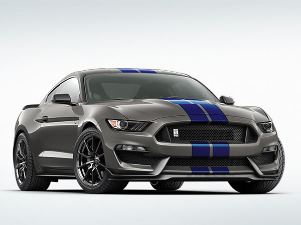 「Mustang Shelby GT350」