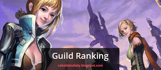 Top Guild Ranking | May 12 2017