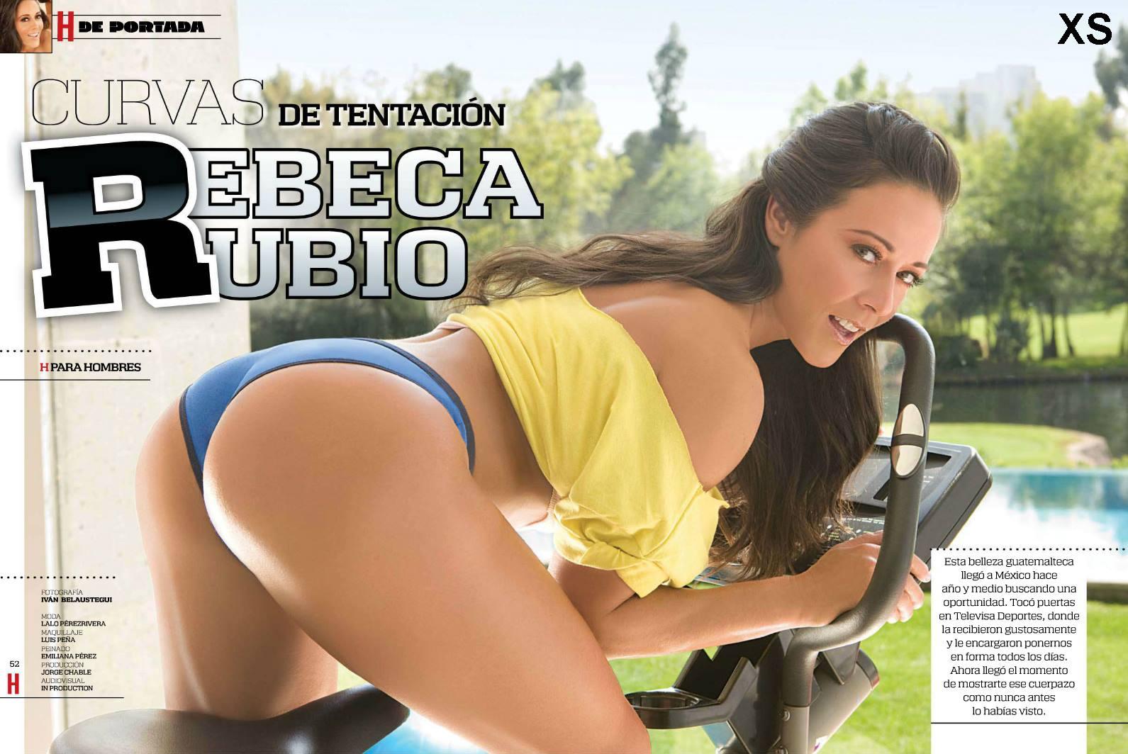 Rebeca Rubio / Revista H