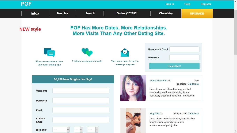 parody of an angel online dating pof