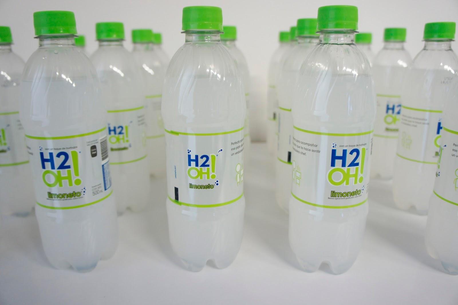 H2OH Perú bebidas