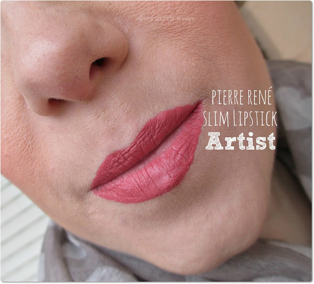 Slim Lipstick de Pierre René - Tono Artist