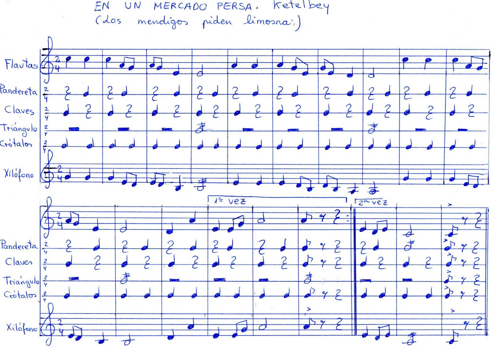 """Blog de música. Los Minimozarts: Albert Ketelbey """"En un ..."""