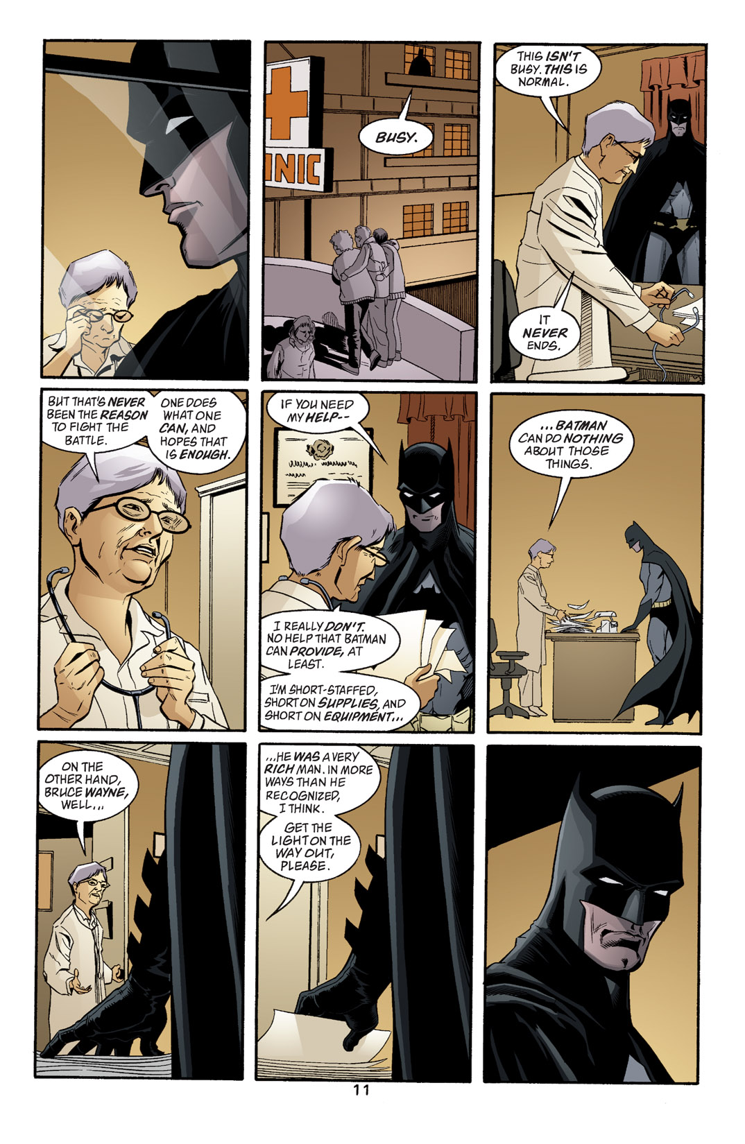 Detective Comics (1937) 768 Page 11