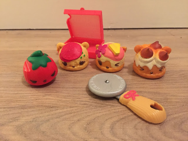 Num Noms pizza party set