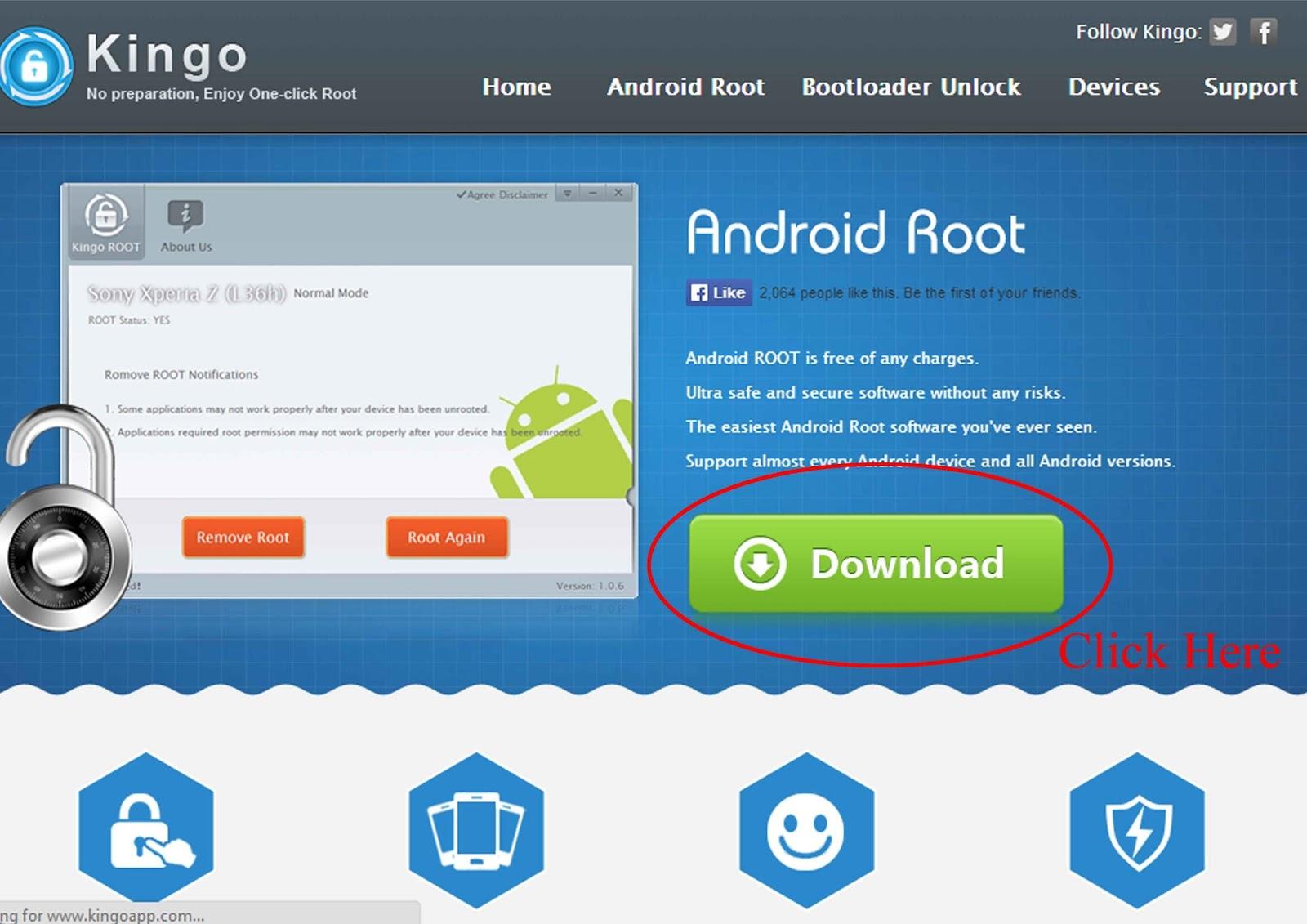 kingoapp root software