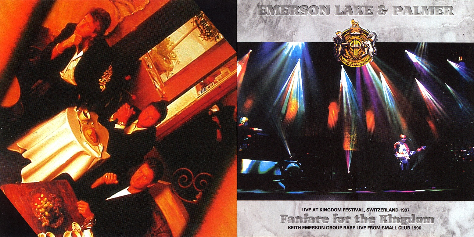 T U B E : Emerson, Lake and Palmer - 1997-07-25 - Bellinzona, CH