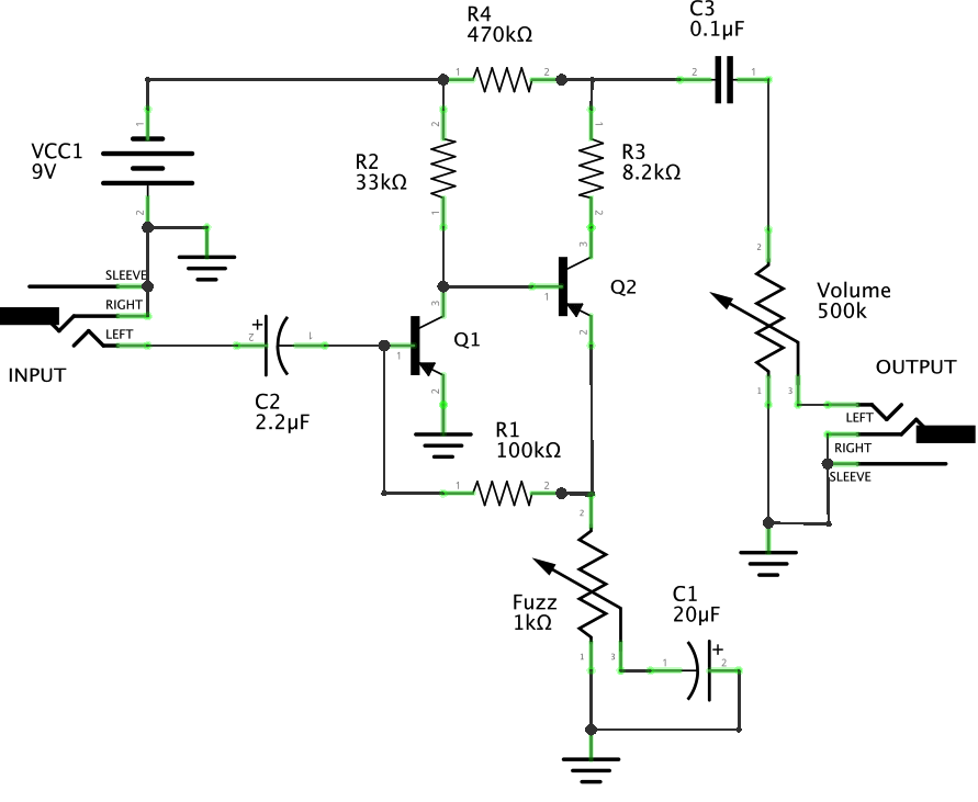 analogman sunface schematic nkt 275: Coda effects analogman sunface build