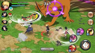 Download Naruto x Boruto Ninja Voltage v1.04 English Version Apk