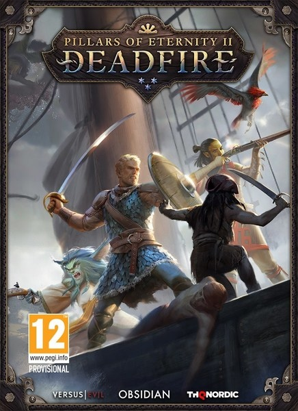 تحميل لعبه Pillars of Eternity II: Deadfire v3.0.0.0021  All DLCs2018  للكمبيوتر