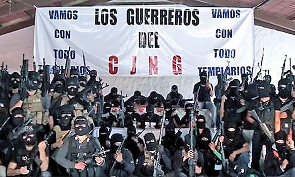 El Cártel de Jalisco Nueva Generación, el más poderoso en Chihuahua.