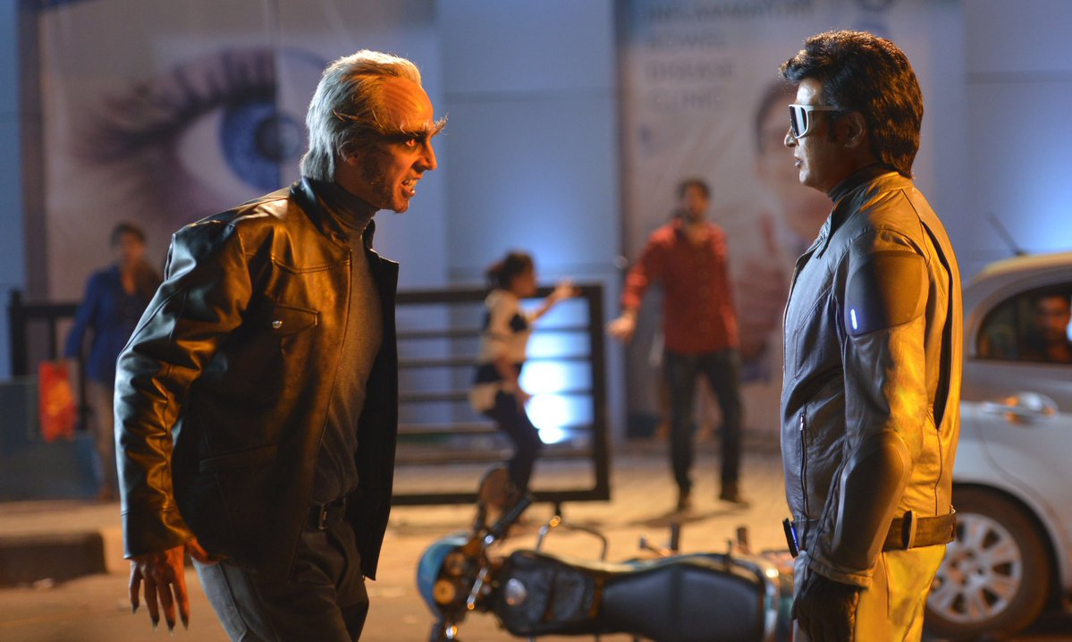 2.0 full movie leaked online by Tamilrockers hours after release!