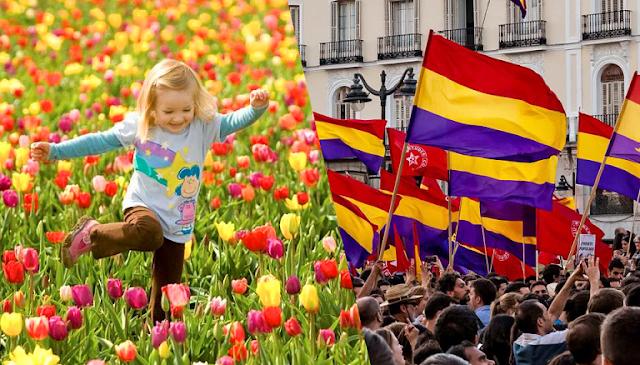 Había una vez un país donde floreció la primavera