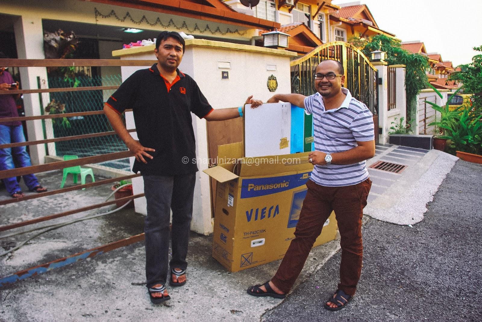 Potluck Berbuka Puasa KMKN Batch 95/96 Ramadan 2013
