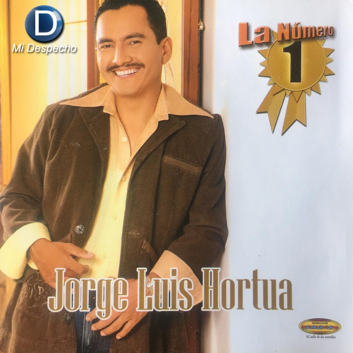 Jorge Luis Hortua La Numero 1 Frontal