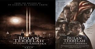 Download Film Indonesia Bulan Terbelah di Langit Amerika (2015) Full Movie