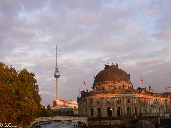 Museo Bode. Isla de los museos en Berlin