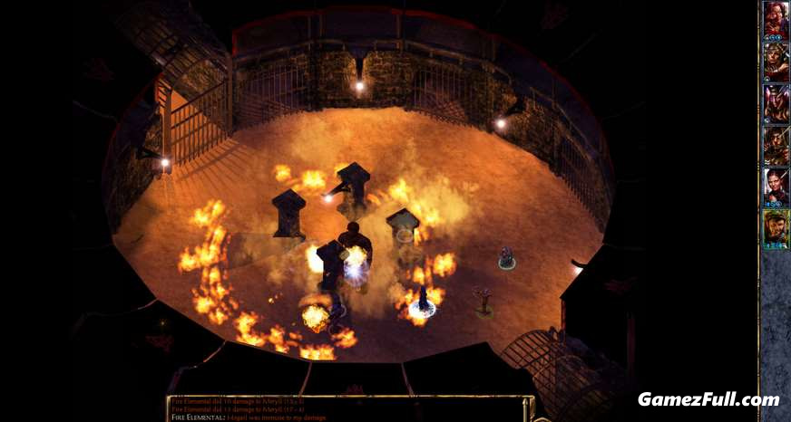 Baldur's Gate Enhanced Edition PC Full Español