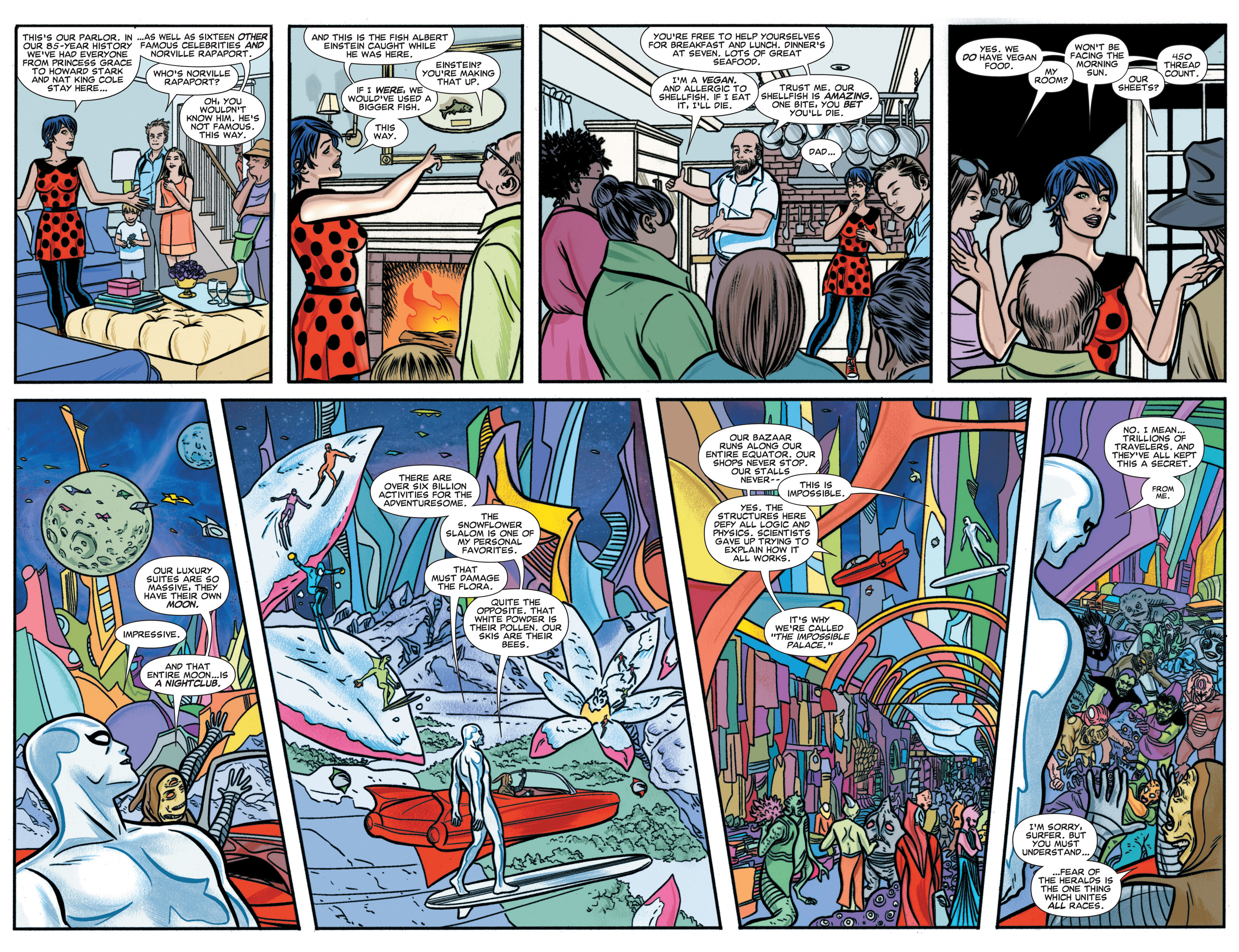 Read online Silver Surfer (2014) comic -  Issue #1 - 13