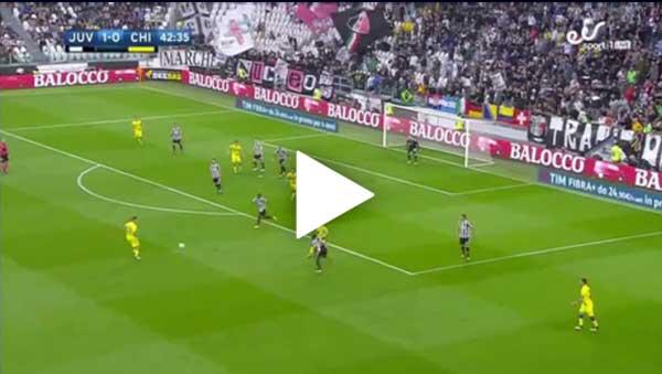 Video Juventus 3 - 0 Chievo