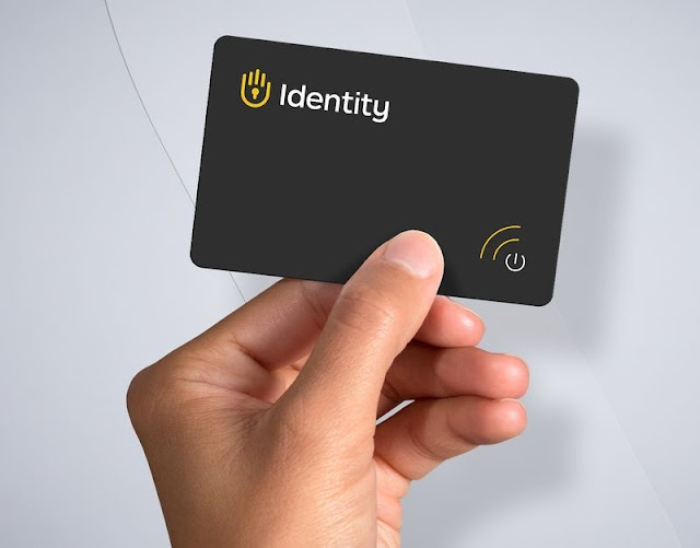 Tecnoneo Identity Vault Es Una Tarjeta De Contrase 241 A