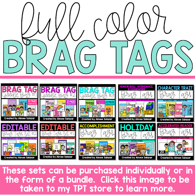 https://www.teacherspayteachers.com/Store/Primarily-Speaking-By-Aimee-Salazar/Category/Brag-Tags-color-207771