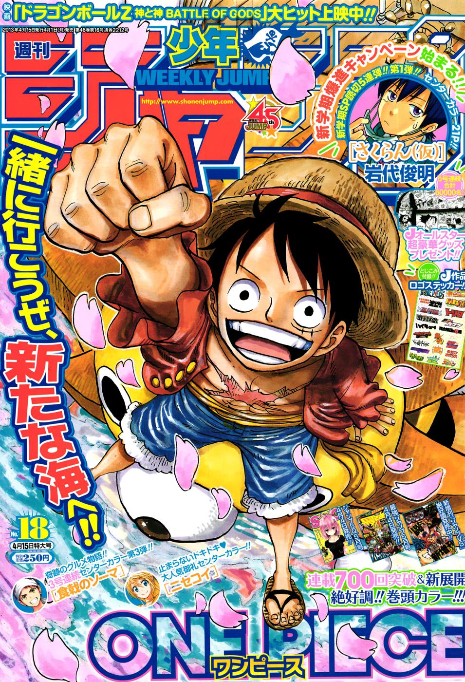 One Piece Chap 703 - Truyen.Chap.VN