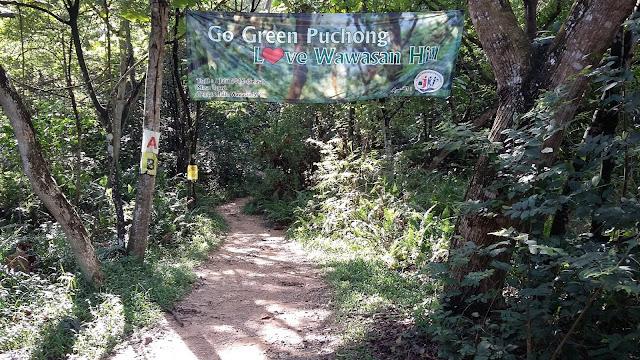 Bukit Wawasan Trail