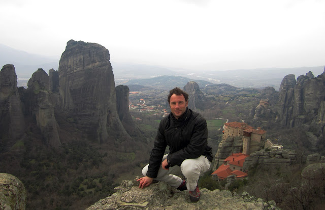 Meteora_Panorámica valle Gran Meteora