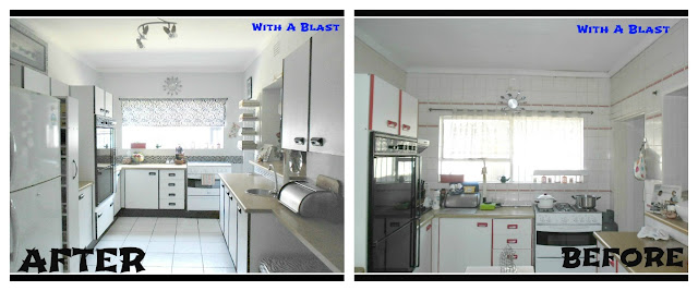 Kitchen Make-Over (Budget-Friendly)