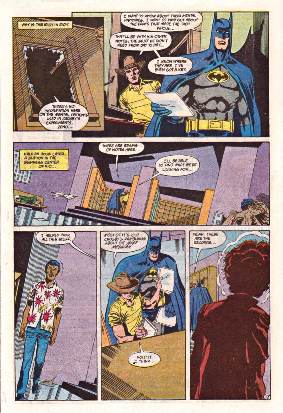 Detective Comics (1937) 640 Page 12