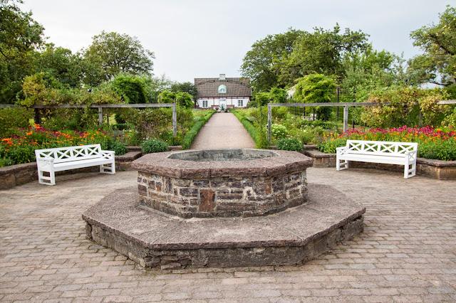 Ex residenza reale di Sofiero-Giardini