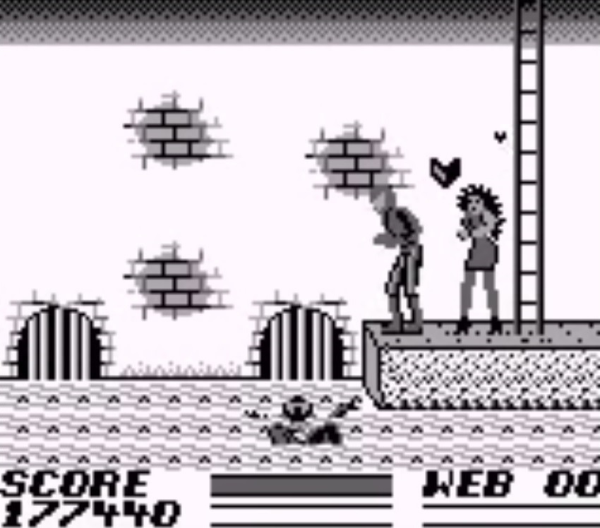 A Fond Look Back at Spider-Man on the Game Boy! ~ THE