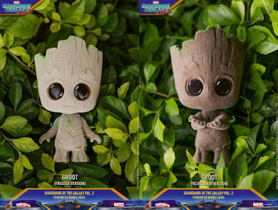 Guardians of the Galaxy Vol. 2 Baby Groot Cosbaby Series by Hot Toys x Marvel