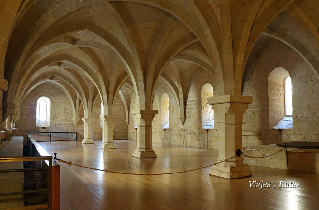 Estancias del Monasterio de Poblet, Tarragona