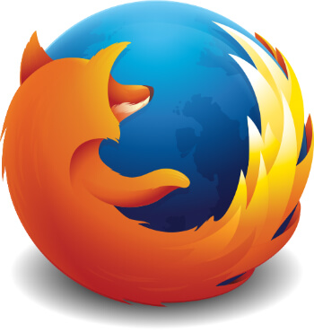 The Mozilla Firefox Logo