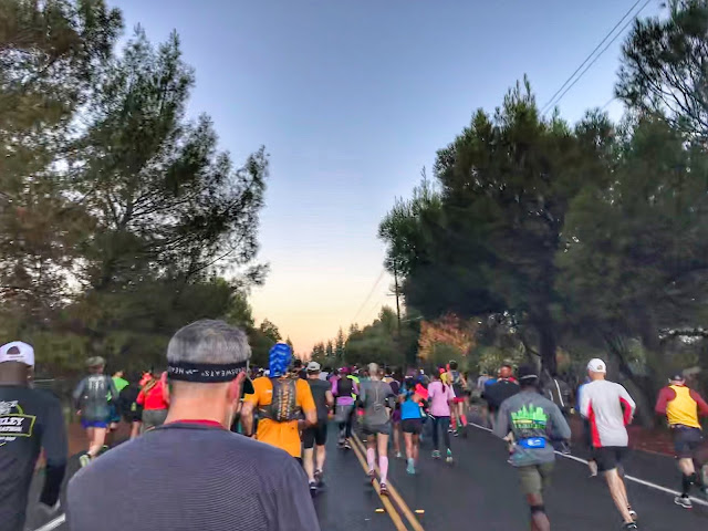 California International Marathon run 2017