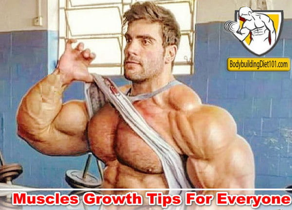 Bodybuilding training is not just for men these days. Currently you will find equally men and women working out hard in gyms to have muscular and well shaped bodies