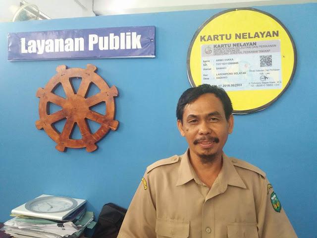 2.995 Nelayan di Luwu Sudah Miliki Kartu Nelayan