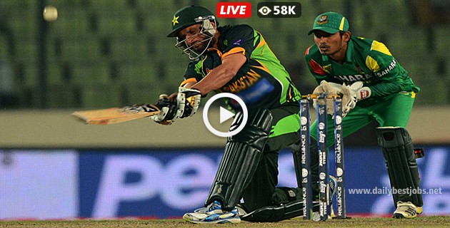 Asia Cup 2018 PAK Vs BAN Live Streaming Online Cricket Score, Bangladesh Vs Pakistan Live Streaming
