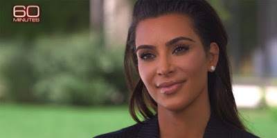 Kim Kardashian Discusses What Her Talent Really Is On '60 Minutes'