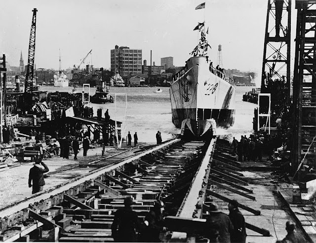 18 March 1941 worldwartwo.filminspector.com USS Matagorda