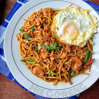 Ide Resep Masak Mie goreng Yummy