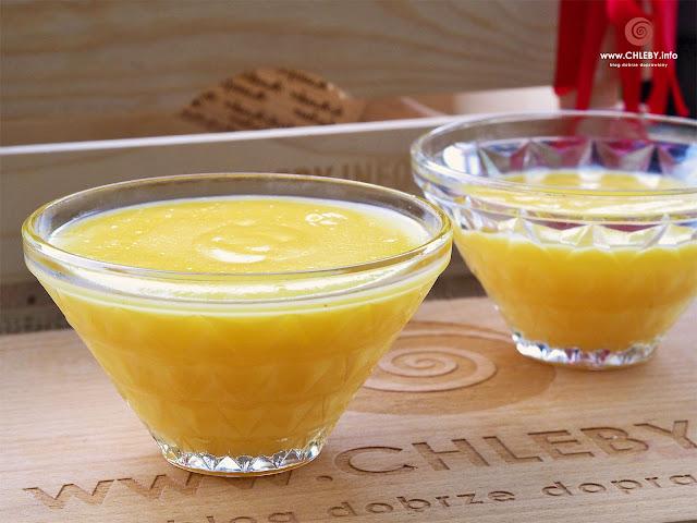 Krem cytrynowy lemon curd